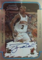 Top 10 Dwyane Wade Autograph Cards 5