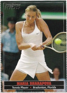 5 Maria Sharapova Cards Worth Collecting 1