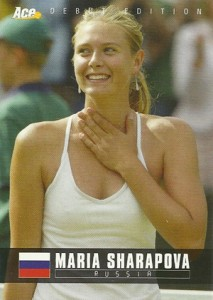 5 Maria Sharapova Cards Worth Collecting 2
