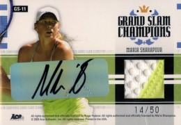 5 Maria Sharapova Cards Worth Collecting 4