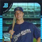 2005 Bowman Draft Picks & Prospects Baseball Cards