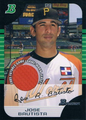 2005 Bowman Draft Picks & Prospects Baseball Cards  4