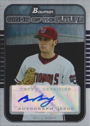2005 Bowman Draft Picks & Prospects Baseball Cards  5
