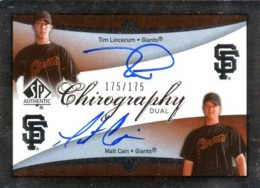 5 Perfect Matt Cain Cards to Add to Your Collection 4