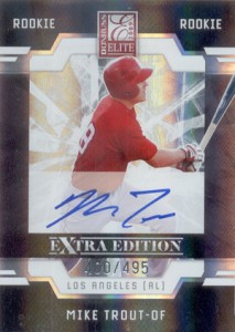 Ultimate Guide to Mike Trout Autograph Cards: 2009 to 2012 3