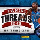 2012-13 Panini Threads Basketball Cards