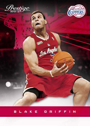 2012-13 Panini Prestige Basketball Base Card