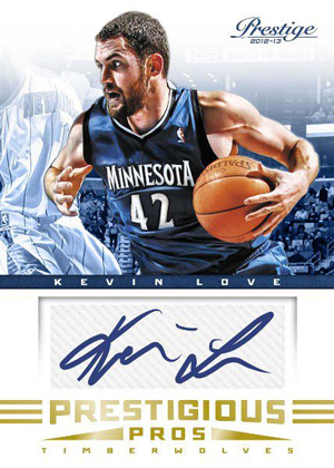 2012-13 Panini Prestige Basketball Cards 6