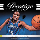 2012-13 Panini Prestige Basketball Cards