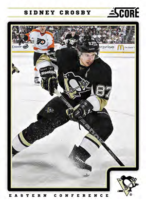 2012-13 Score Hockey Cards 1