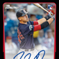 Will Middlebrooks and Trevor Bauer Autographed Rookie Cards on the Way