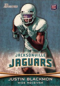 2012 Bowman Football Variations Guide 15