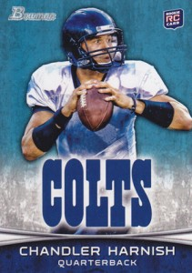 2012 Bowman Football Variations Guide 19