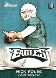 2012 Bowman Football Variations Guide 31