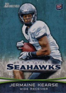 2012 Bowman Football Variations Guide 38