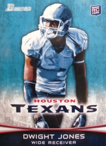 2012 Bowman Football Variations Guide 40