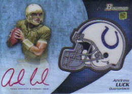 Robert Griffin III Hotter Than Andrew Luck in Early 2012 Bowman Football Sales 4
