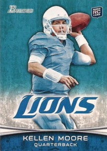 2012 Bowman Football Variations Guide 2