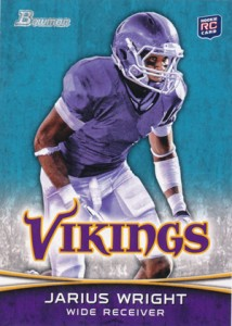 2012 Bowman Football Variations Guide 3