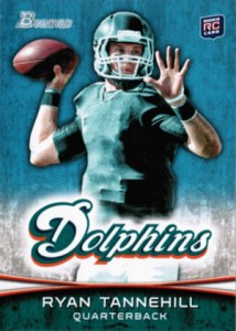 2012 Bowman Football Variations Guide 4