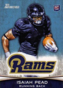 2012 Bowman Football Variations Guide 5
