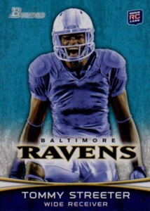 2012 Bowman Football Variations Guide 7