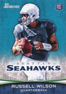 2012 Bowman Football Variations Guide 8