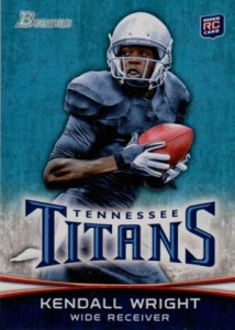 2012 Bowman Football Variations Guide 14