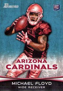 2012 Bowman Football Variations Guide 18