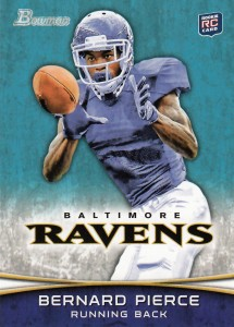2012 Bowman Football Variations Guide 21
