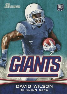 2012 Bowman Football Variations Guide 24