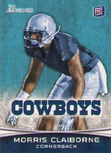 2012 Bowman Football Variations Guide 25