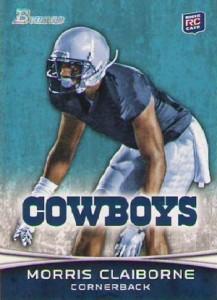 2012 Bowman Football Variations Guide 25