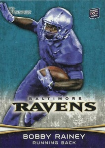 2012 Bowman Football Variations Guide 27