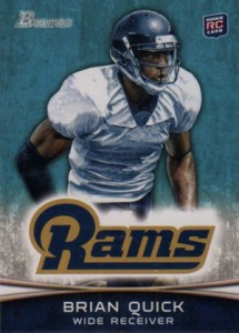 2012 Bowman Football Variations Guide 29