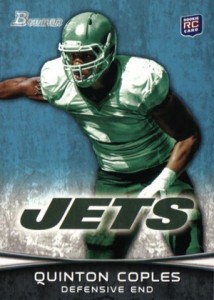 2012 Bowman Football Variations Guide 30