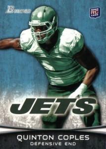 2012 Bowman Football Variations Guide 30
