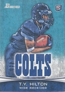 2012 Bowman Football Variations Guide 32