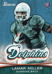 2012 Bowman Football Variations Guide 33