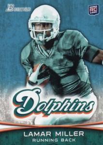 2012 Bowman Football Variations Guide 33