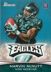 2012 Bowman Football Variations Guide 39