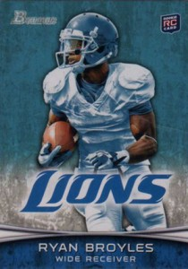 2012 Bowman Football Variations Guide 41