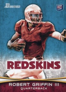 2012 Bowman Football Variations Guide 43