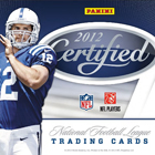 2012 Certified Football Cards