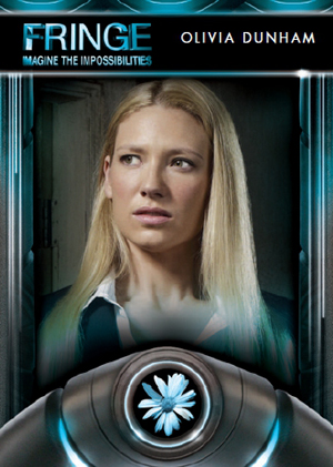 2012 Cryptozoic Fringe Seasons 1 and 2 Trading Cards 24