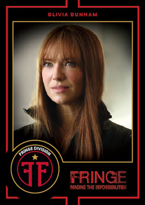 2012 Cryptozoic Fringe Seasons 1 and 2 Trading Cards 25