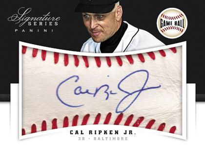 2012 Panini Signature Series Baseball Cards 5