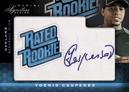 2012 Panini Signature Series Baseball Cards 4