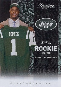 2012 Prestige Football Rookie Variations Guide 3