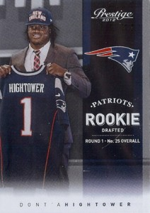 2012 Prestige Football Rookie Variations Guide 5